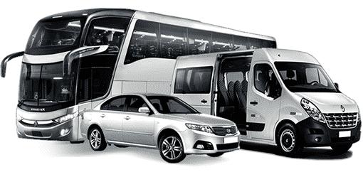 Locação de vans, ônibus, carros e muito mais - Elite Van